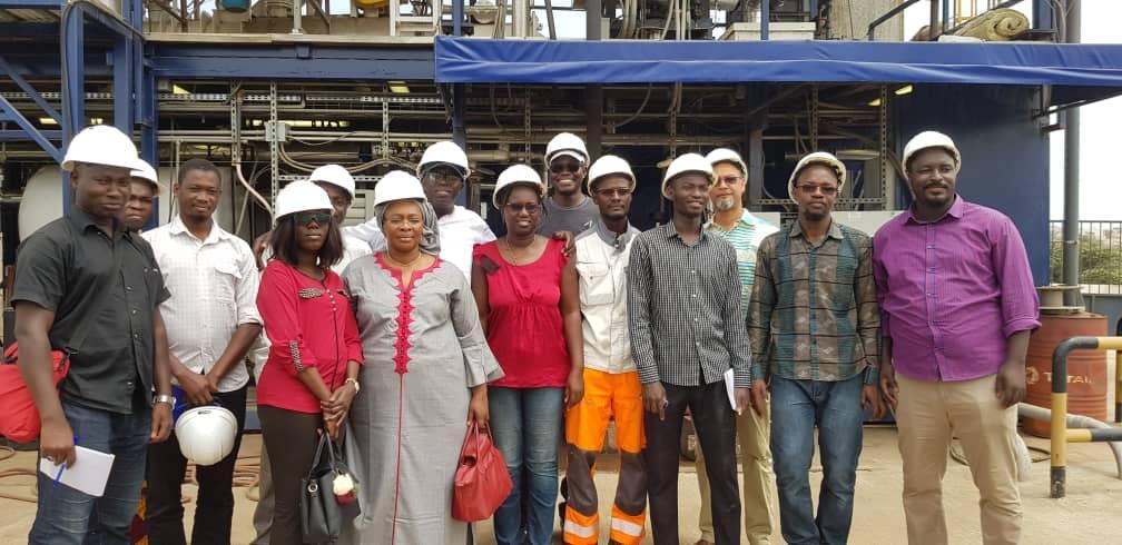 Equipe constituée de chercheurs du CRES et de l'IPAR